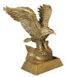 Eagle Resin Figures Eagle Trophies