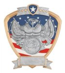 Signature Series Army Shield Award Eagle Trophies
