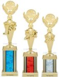 First-Third Place Eagle Trophies Eagle Trophies