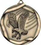 Ribbon Eagle Medal Eagle Trophies