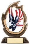 Flame Series Eagle Eagle Trophies
