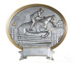 Legend Equestrian Oval Award Equestrian Trophies