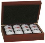 Rosewood Golf Ball Case Father's Day Gifts