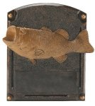 Bass Legends of Fame Award Fishing Trophies