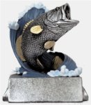 GE Fishing Trophy Fishing Trophies
