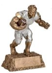 Football Monster Trophy Flag Football Trophies