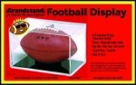 UV Protected Football Display Football Trophies