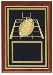 Football Plaque Football Trophies