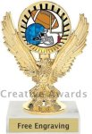 Eagle Football Trophy Football Trophies