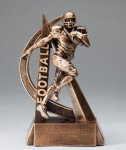 Ultra Action Football Trophy Football Trophies