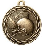 Scholastic Football Medal Football Trophies