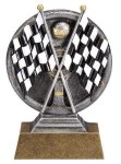 Car Show 3D Motion Trophy Go-Kart Trophies