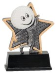 Golf LittlePal Resin Trophy Golf Trophies