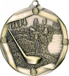 Ribbon Golf Medal Golf Trophies