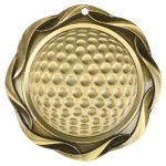 Fusion Golf Medal Golf Trophies