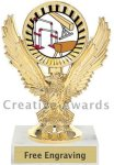 Eagle Gymnastics Trophy Gymnastics Trophies