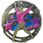 Color Gymnast Medal Gymnastics Trophies