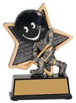Hockey Little Pals Resin Trophy Hockey Trophies