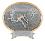 Legend Field Hockey Oval Award Hockey Trophies