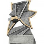 Hockey Jazz Star Resin Hockey Trophies