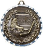 Diamond Cut Hockey Medal Hockey Trophies