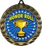 Colorful Honor Roll Medal Honor Roll Medals