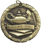 Wreath Honor Roll Medal Honor Roll Medals