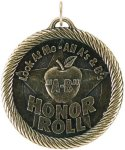 Value A/B Honor Roll (Apple) Medal Honor Roll Medals