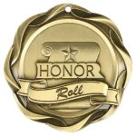 Fusion Honor Roll Medal Honor Roll Medals
