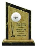 Hole-In-One Double Viewpoint Award Marble Awards