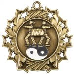 Ten Star Martial Arts  Medal Martial Arts Medals
