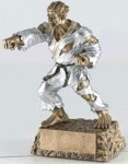 Karate Monster Trophy Martial Arts Trophies
