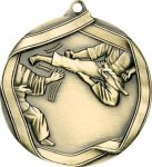 Ribbon Karate Medal Martial Arts Trophies