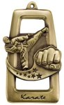 Star Blast Karate Medal Martial Arts Trophies
