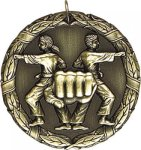 Wreath Martial Arts Medal Martial Arts Trophies