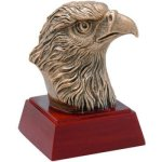 Eagle Head Resin Mascot Awards