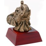 Elephant Resin Mascot Awards