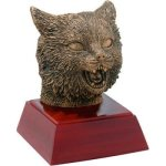 Wildcat Resin Mascot Awards