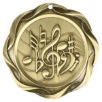 Fusion Music Medal Music Medals
