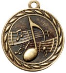 Scholastic Music Medal Music Trophies