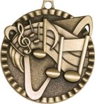 Victor Music Medal Music Trophies