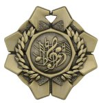 Imperial Music Medal Music Trophies