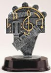 Music Note Music Trophies