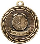 Scholastic Perfect Attendance Medal Perfect Attendance Medals