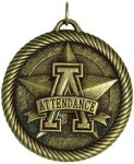 Value Attendance Medal Perfect Attendance Medals