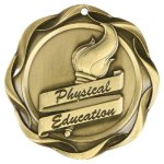 Fusion Physical Education Medal Physical Education Medals