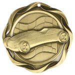 Fusion Pinewood Derby Medal Pinewood Derby | Grand Prix Medals