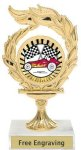 Flame Pinewood Derby Award Pinewood Derby Trophies