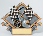 Resin Diamond Plate Racing Racing Awards