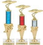 First - Third Place Car Show Trophies 2 Racing Trophy Awards